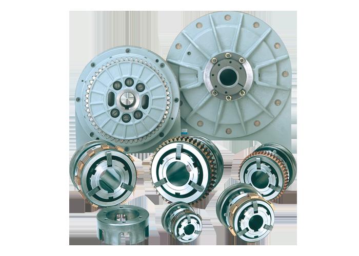机械、油压、气动离合器制动器